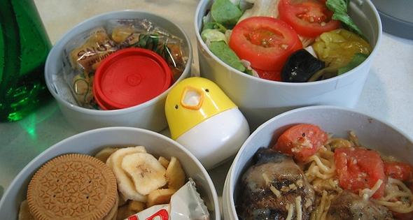 Trucos para llevar la comida al trabajo blog oficinaempleo - Llevar comida al trabajo ...