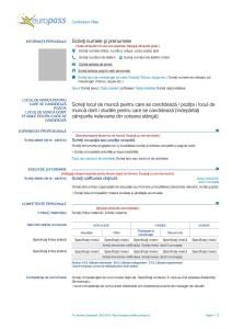 modelo de curriculum en ingles - Como Hacer Un Resume En Ingles