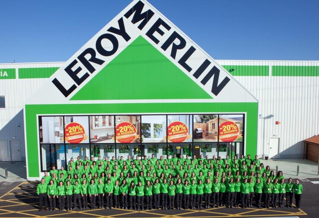 Leroy merlin dar trabajo a personas en los pr ximos for Mono trabajo leroy merlin