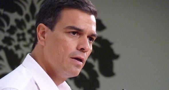 Pedro Sánchez (Gtres)