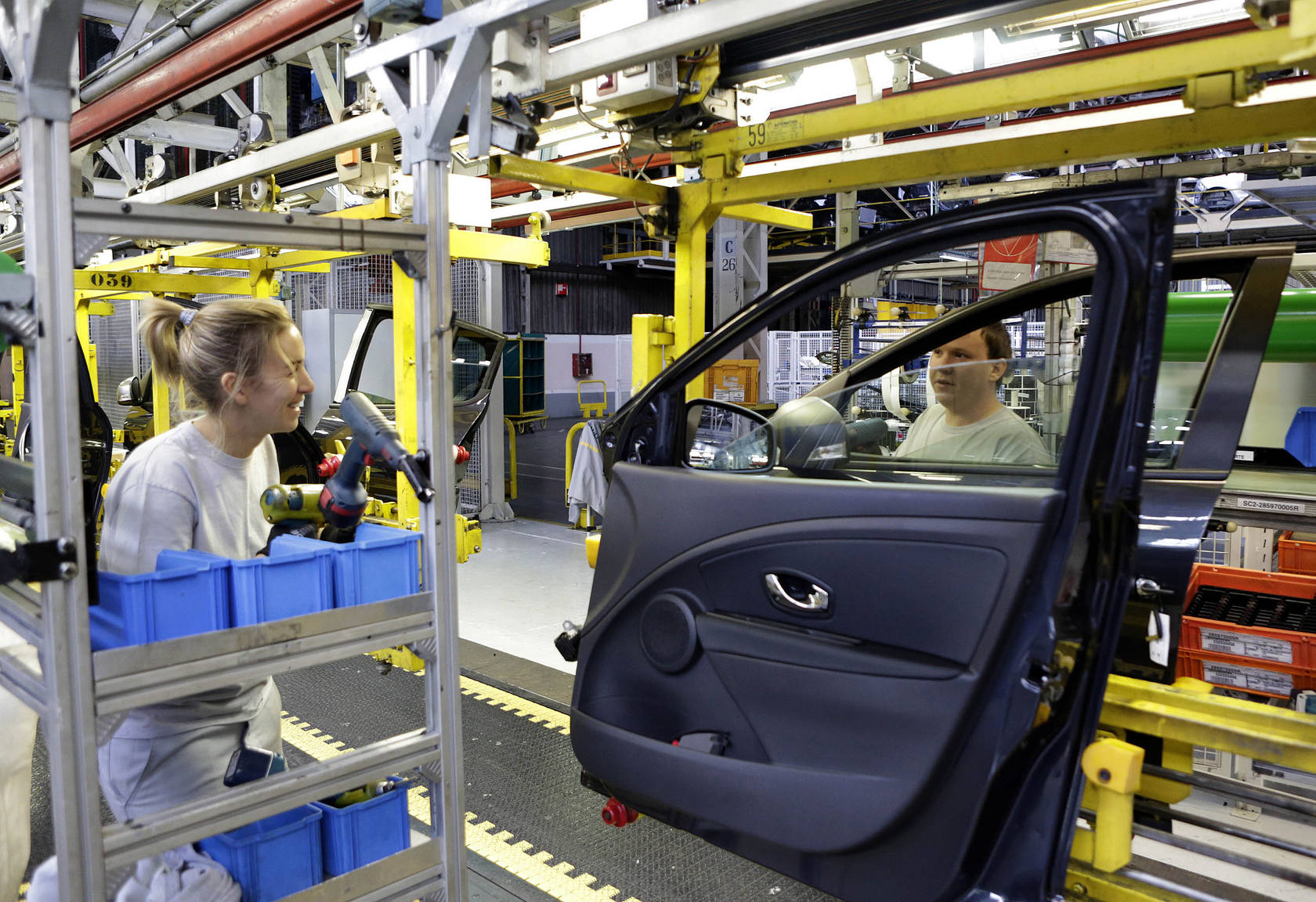 Renault creará 1.000 nuevos puestos de trabajo - Blog OficinaEmpleo