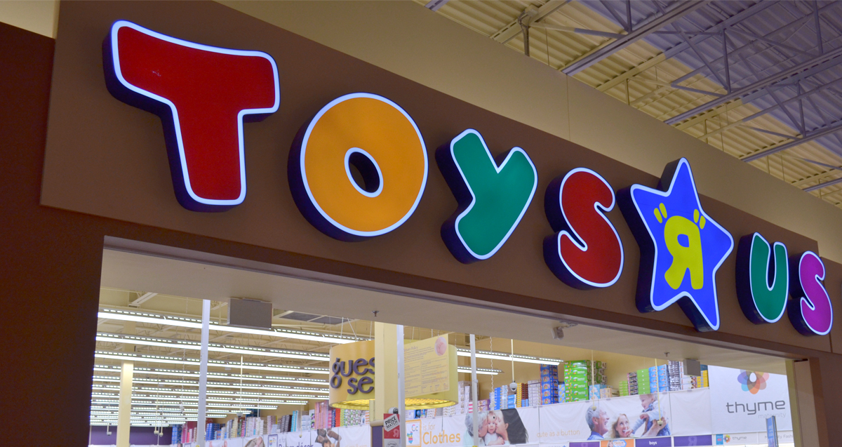 Toys r us duplicar su plantilla para la campa a de - Maletas infantiles toysrus ...