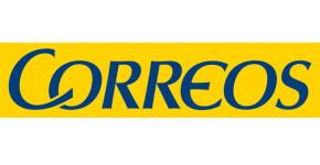 Correos logo. Fuente: Wikimedia Commons