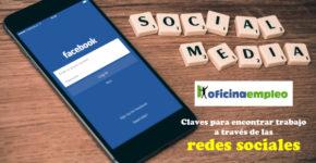 Encontrar trabajo a través de las Redes Sociales