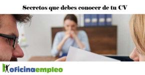 Secretos CV BLOG