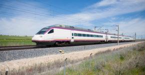 Tren adif. Fuente: Istock