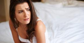 baja menstruación