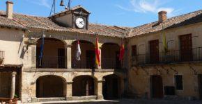 trabajar en el pueblo de Pedraza, en Segovia. (iStock)