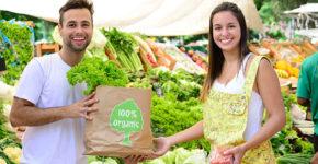 Productos ecológicos (iStock)
