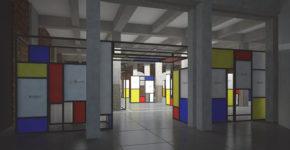 Vista de la exposición en el Matadero de Madrid (Dsigno)