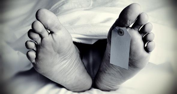 Cadáver preparado para embalsamar. Nito100 (iStock)