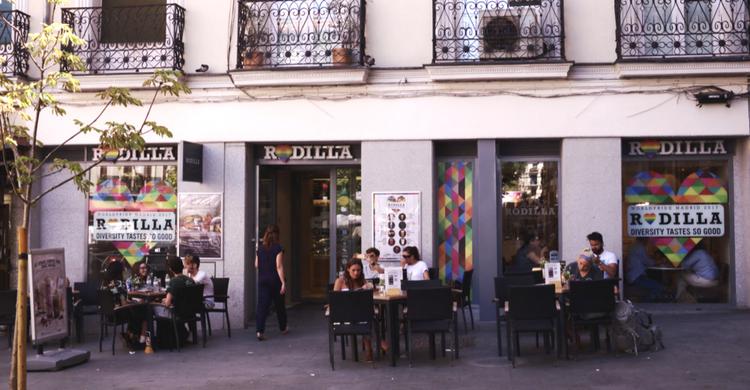 Restaurante Rodilla (Flickr)