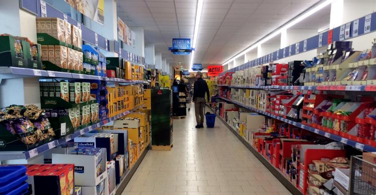 Supermercados LIDL oferta puestos de trabajo (Flickr)