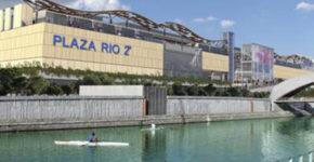 El nuevo centro comercial de Madrid, a orillas del río Manzanares (RÍO PLAZA 2)