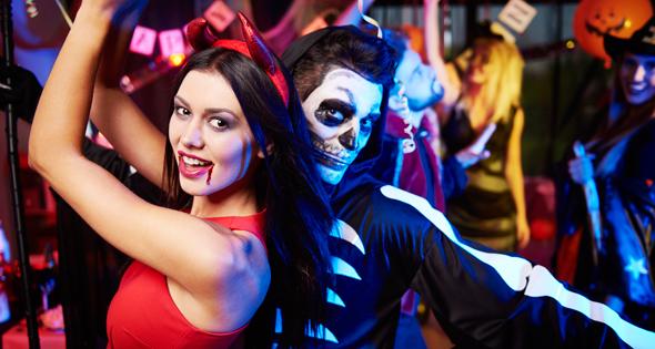 ganar dinero en Halloween