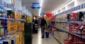 Supermercados Lidl necesita personal