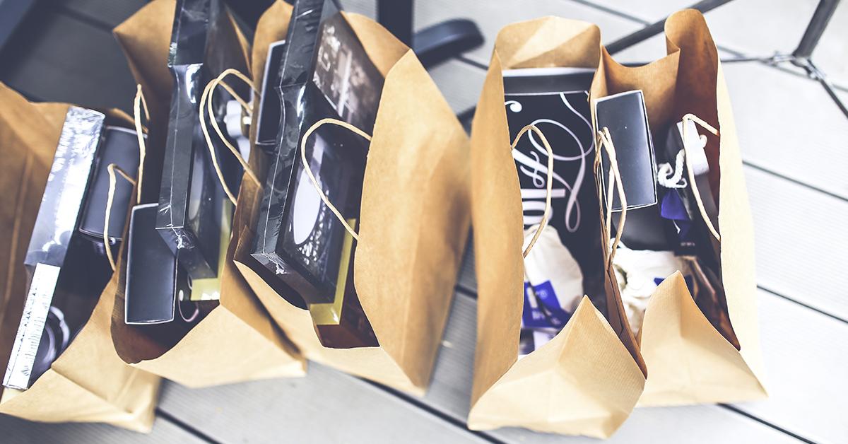 Una tarde de compras