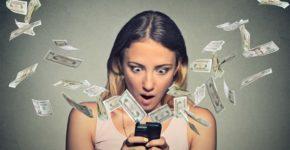 El móvil, una fuente de ingresos. Siphotography (iStock)