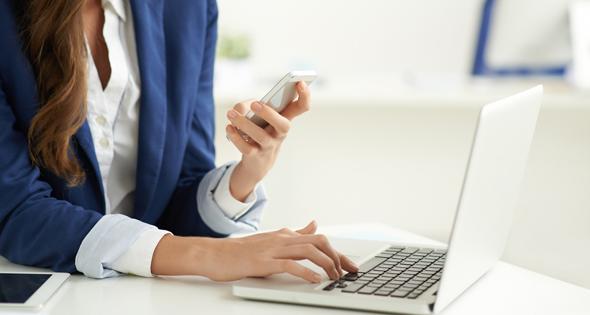 cómo desengancharte del móvil en el trabajo