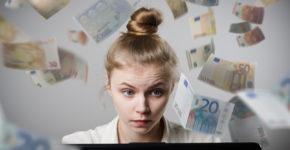 10 errores que cometen los jóvenes con su dinero (istock)
