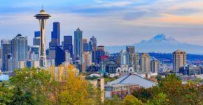 Imagen de Seattle. Aiisha5 (iStock)