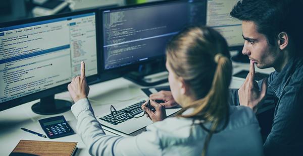 Trabaja en ciberseguridad (Istock)