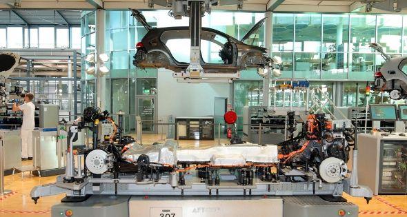Programa Talentia de Volkswagen Group España Distribución (Gtres)