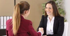 Looks entrevista de trabajo