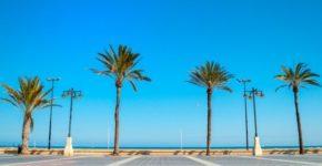Playa de Malvarrosa. Valencia (iStock)