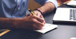 Escribir un blog personal busqueda empleo