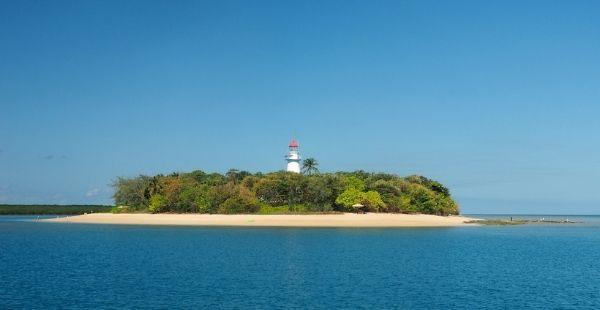 Low Isles, en Queensland (Dave/Flickr)