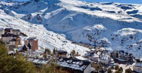 Montañas de Sierra Nevada, Granada (iStock)