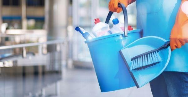 Trabajar como peón de limpieza (iStock)