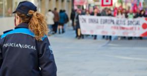 104 convocatorias para auxiliares de policía en Galicia