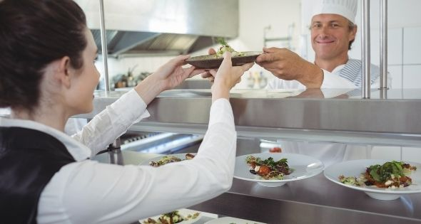 ofertas para camareros y cocineros